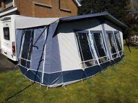 Sunncamp Platinum Mirage Size 13 (950-975) caravan awning