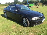 2002 BMW 318 Ci 2ltr 2 Door Coupe