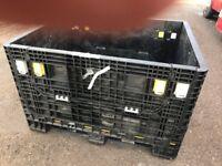 DOLAV PALLET BOX FOLDING