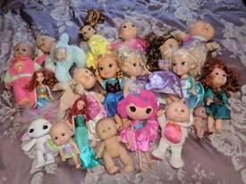 Large doll bundle
