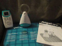 Angelcare - Movement and Sound Baby Monitor (AC401)