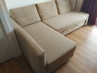 Sofa Bed (Ikea Friheten) excellent condition