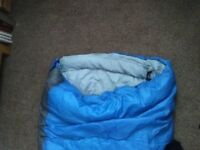 2 sleeping bags in mint condition.