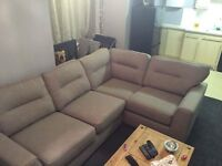 3 month old dfs sofa (selling due to moving home )