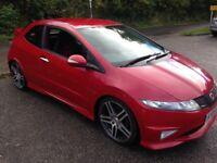 Honda Civic type r gt genuine low miles