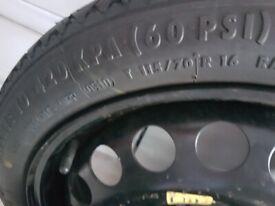 Vauxhall Astra New Wheel