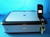 Canon MP550 Printer, Scanner & Photocopier. Works with PC/stand-alone via SD card. Colour issue