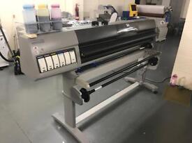"HP Designjet 5500ps large format 60"" printer for canvas posters vinyl etc"
