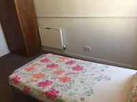 Large single bed room available to rent for professional or student female