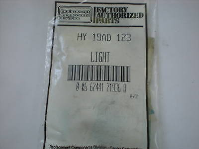 Factory Authorized Parts Replacement Components Division Hy 19ad 123 Light New