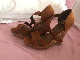Size 7 wedges