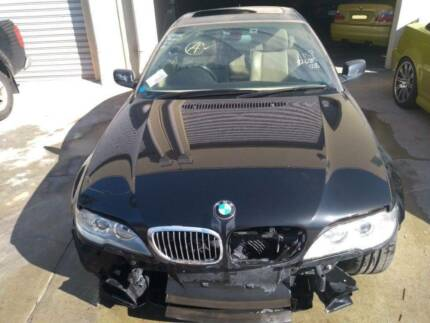 CAR FOR PARTS AND WRECKING / 2005 BMW / E46 330ci / COUPE1 M54 Seven Hills Blacktown Area Preview
