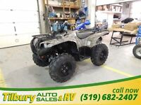 2015 Yamaha Grizzly 700 4X4 Automatic  Camo Ready To Ride