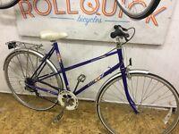 Raleigh Candice Retro hybrid bike