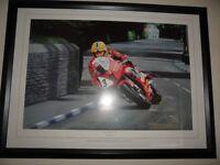 Joey Dunlop Limited Print