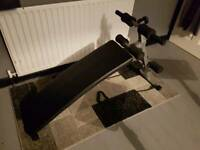 Multi Purpose & Folding Sit Up Workout Bench