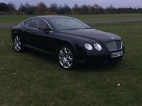 Bentley Continental 6.0 GT 2dr Low millage 22k Mulliner £34,995