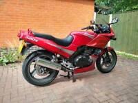 Kawasaki GPZ500S 1998 only 9k miles