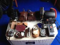 Vintage cameras £20 collllecccctttttt