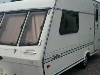 Bessacarr 2 berth with full awning