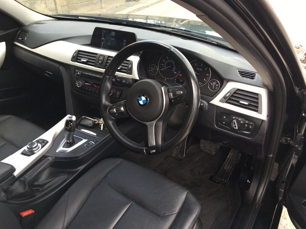 Bmw f30 dash board with airbag