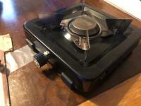 American camper camping burner cooker propane stove