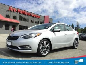 2016 Kia Forte 2.0L EX w/rear cam, bluetooth, heat seats