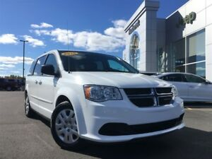2016 Dodge Grand Caravan SXT FULL Stow n Go ONLY $122* BI-WEEKLY