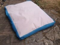 Dog bed, waterproof removable cover
