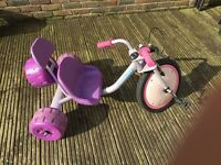 Great pink trike