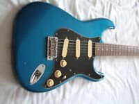 Fenix by Young Chang ST-20 electric guitar - Korean - '90s. Fender Stratocaster homage.