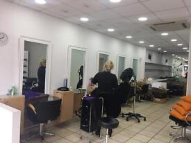 Hair and Beauty Salon Lease for sale