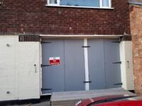 Large Wooden Shop Shutters - Free to Collect