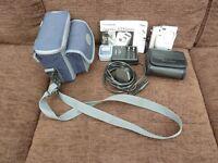 Fuji Finepix 4700 Camera + Accessories and Bag