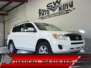 2011 Toyota RAV4 Sunroof / All Wheel Drive / Loaded / Financing