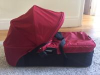 Babyjogger Compact Plus Carrycot - great condition