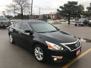 2014 Nissan Altima 2.5 SL/Navi/Backup Camera/One Owner/No Accide