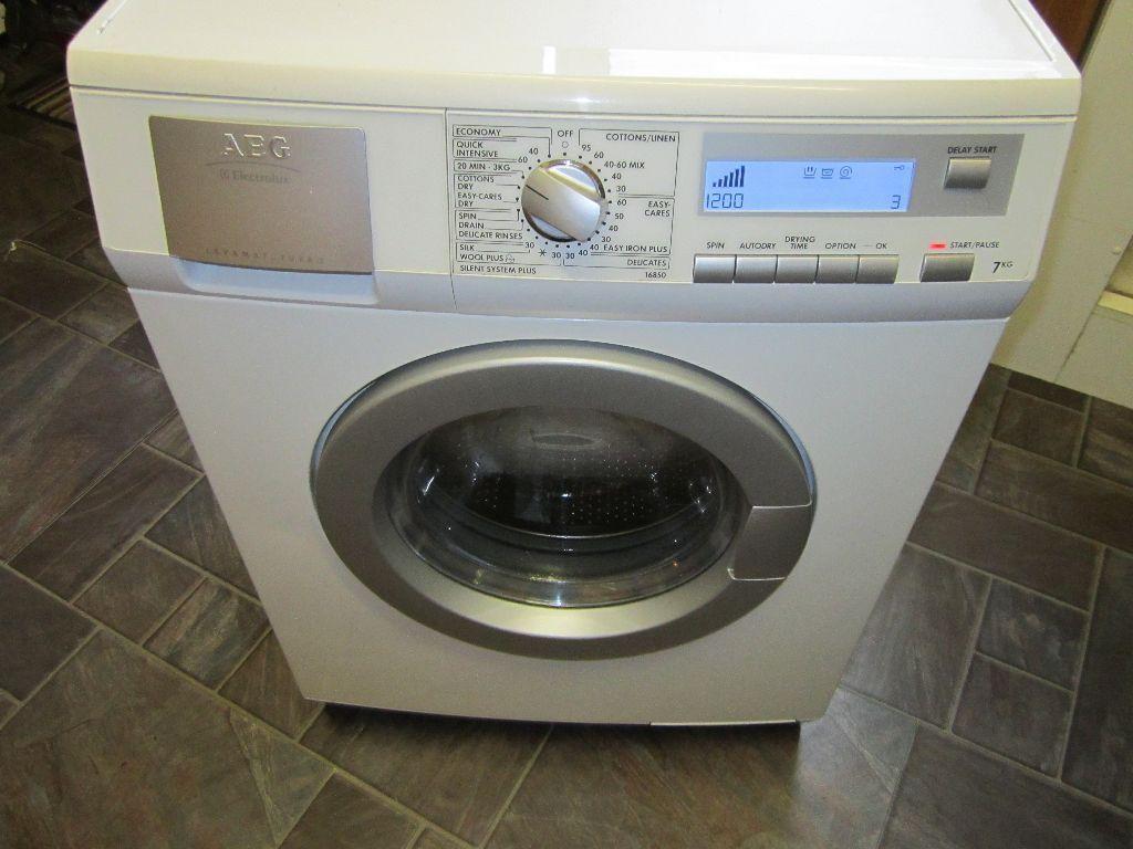 aeg lavamat l16850 washer dryer in bolton manchester. Black Bedroom Furniture Sets. Home Design Ideas