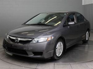 2011 Honda Civic A\C MAGS