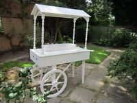 CANDY CARTS, PROFESSIONAL QUALITY, FOR WEDDINGS,EVENTS,PARTIES, DISPLAY, CRAFT SALES etc.