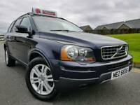2007 Volvo XC90 2.4 D5 Se 5dr Geartronic 7 Seater 4x4! Only 55,000 MILES!!! Lovely Example! FSH