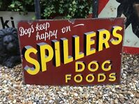 WANTED: Antique / Vintage items. Enamel or wooden signs. Lighting. Curios etc Cash waiting!