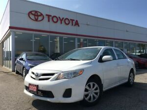 2012 Toyota Corolla CE, Automatic, One Owner, Carproof Report Cl