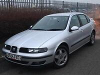 Seat Toledo 1.9TDi 130 + FULL SERVICE HISTORY + MOT TILL MAY 2017 + DRIVES SUPERB