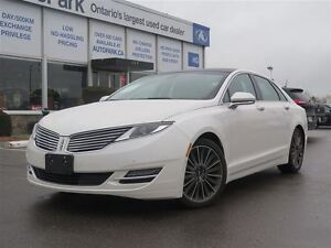 2015 Lincoln MKZ Navi| Sunroof| Backup Sensors| Bluetooth| AWD