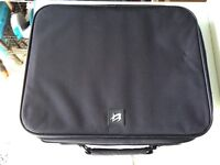 Laptop Case + Shoulder Strap. Brand New