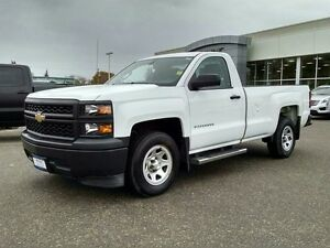 2014 Chevrolet Silverado 1500 Reg Cab Long Box Work Truck w/1WT
