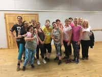 SOSA Dance Fitness classes, Livingston