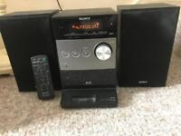 Sony FX350i Hi-Fi (with iPhone/iPod Dock)