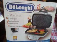 DeLonghi electric grill